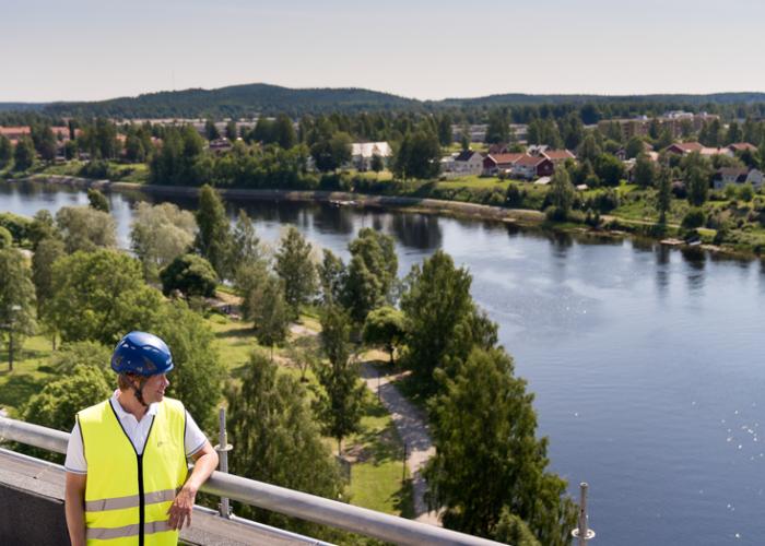 Kontorshuset Svalan blir ny port till Skellefteå