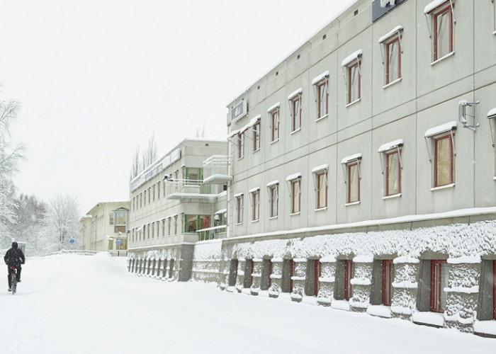 Lantmäteriet expanderar och flyttar till Campus Skellefteå