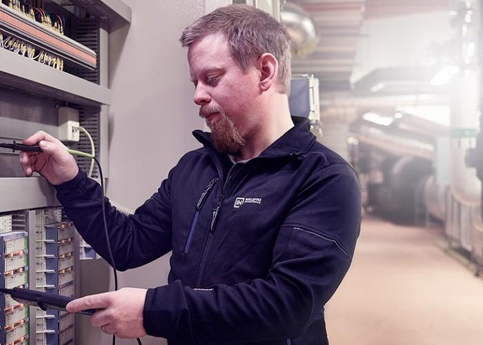 Drifttekniker till Skellefteå Industrihus