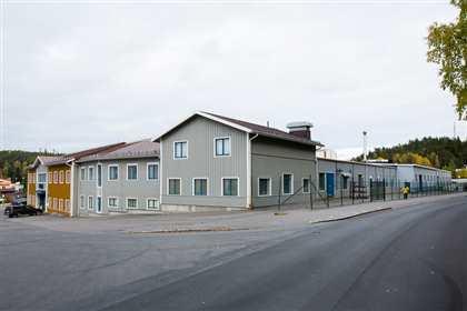 Förrådet 12 hus A-D