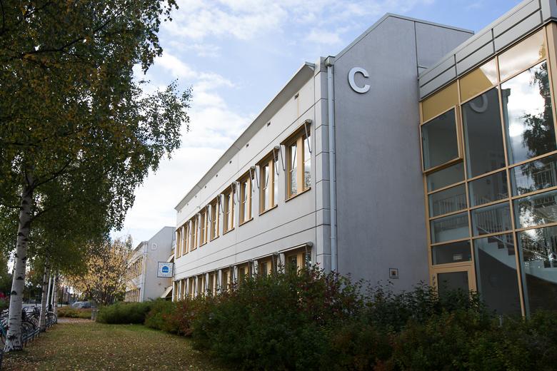 Laboratorn hus C