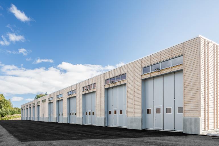 Nya industrihuset